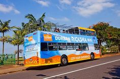 Durban is one of South Africa's most popular and family-friendly holiday destinations. Here is my list of the best things to do in Durban with your family. Bus City, Stuff To Do, Things To Do, Durban South Africa, Family Friendly Holidays, Tour Operator, Africa Travel, Holiday Destinations, South Beach