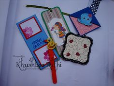 Bookmarks by Khushboo