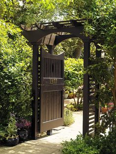 Bing : Garden Doors And Gates