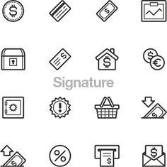 Finance and Economy Icons