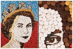 smarties art - Google Search