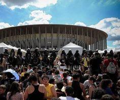 Más de 100.000 protestan en todo Brasil en plena Copa Confederaciones