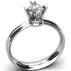 Inel de logodna AA153BAL Engagement Rings, Jewelry, Fashion, Diamond, Jewellery Making, Moda, Enagement Rings, Jewelery, Engagement Ring