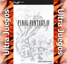 FINAL FANTASY IV (STEAM KEY) DIGITAL