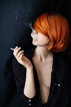 This blog contains women who are smoking. I found them very sexy. No hardcore stuff in here.. All...