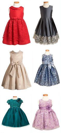 Little Dresses, Little Girl Dresses, Nice Dresses, Girls Dresses, Dress Brokat, Dress Anak, Little Girl Fashion, Kids Fashion, Baby Dress Design
