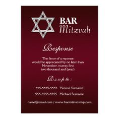Burgundy silver bar mitzvah celebrations RESPONSE Personalized Invitations we are given they also recommend where is the best to buyDeals          Burgundy silver bar mitzvah celebrations RESPONSE Personalized Invitations today easy to Shops & Purchase Online - transferred directly s...