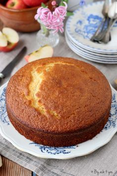 Vegan Breakfast Recipes, Vegan Recipes Easy, Diabetic Recipes, Vegan Crackers, Good Foods For Diabetics, Almond Cakes, Fruit Smoothies, Vanilla Cake, Cake Recipes