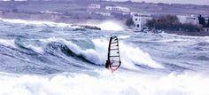 Windsurf - Paros, Greece