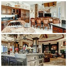 #Morepics of views from the#kitchens you say? Well here are a couple of #greatkitchen #shots from our #MesaAZ #luxuryhomes! #Callformoreinfo 480-415-7616