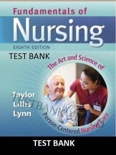 Test bank for medical surgical nursing concepts practice 2nd fundamentals of nursing 8th edition taylor test bank fandeluxe Images