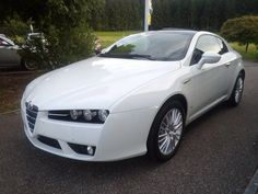Alfa Romeo Brera White Color Wheels - Car Picture Collection