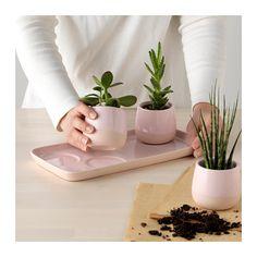 KÖRSBÄR Untersetzer Für Blumentopf   IKEA