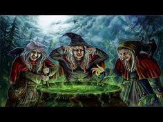 Thema heksen: muziek voor bijvoorbeeld tijdens turnles om in de sfeer te komen