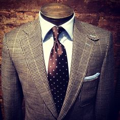 It's all in the details I Nicholas Joseph Custom Tailors l www.customsuitsyo... l Chicago, IL l USA