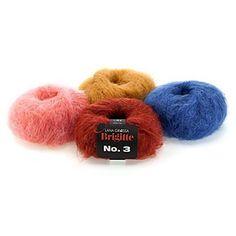 Lana Grossa Wolle Brigitte No. 3 online kaufen   buttinette Bastelshop Fur Slides, Sandals, Fashion, Amigurumi, New Fashion Trends, Threading, Breien, Moda, Shoes Sandals