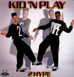 From an era that made hip hop fun and cool at the same time, this is music from Chris Reid and Chris Martin aka Kid 'N Play in one of my favorites from them. Mode Hip Hop, 80s Hip Hop, Hip Hop And R&b, Love N Hip Hop, Hip Hop Rap, Rap Albums, Hip Hop Albums, Rap Music, Good Music