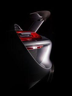 Porsche 918 on Behance