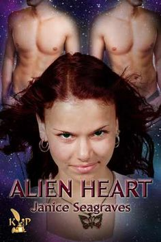 Alien Heart, the first of a whole new SF series. Blurb: Divorcee and single mom, hardworking Audrey Westberry is the host of a cable TV show called Miz Fixit. Romance was the last thing on Audrey's…