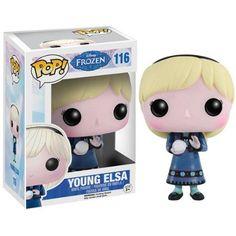 Funko Pop! Disney Frozen, Young Elsa