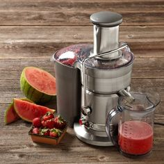 Breville Juice Fountain Elite Juicer 800JEXL New In Box FREE SHIPPING - No Tax!  #Breville