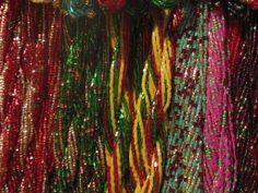 Bead market in Khatmandu