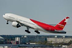 Nordwind Airlines (Russia) Boeing 777-21B/ER (registered VP-BJF)