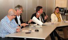 Cultuurdebat brengt vier lijsttrekkers rond de tafel over het cement van de samenleving