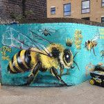 Louis Masai – Save the Bees project