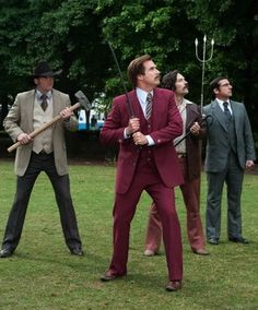 anchorman 2: the legend continues.