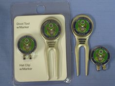 US Army Divot Tool, Hat Clip / Ball Marker