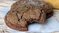 Amish Style Sorghum Cookies
