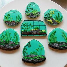 Terrariums Cookies