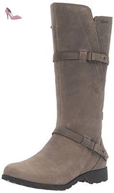 Teva W Delavina Boot Women, Gunsmoke, 39.5 B(M) EU - Chaussures teva (*Partner-Link)