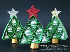 Hershey's Christmas Tree Simplified