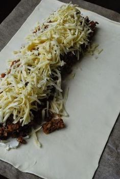 Mexican Lasagna Recipes, Meat Recipes, Dinner Recipes, Cooking Recipes, Minced Meat Recipe, Happy Foods, Food For Thought, Food Inspiration, Love Food