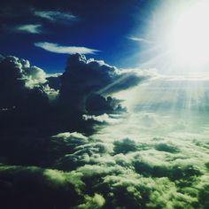 Thunderstorm over Nigeria