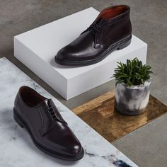 Allen Edmonds - Reiss Collaborations