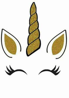 Unicorn Birthday Decorations, Unicorn Themed Birthday Party, Minion Birthday, Unicorn Party, Diy Cake Topper, Unicorn Cake Topper, Unicorn Pictures, Unicorns And Mermaids, Happy Birthday Cake Topper