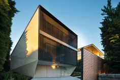 K House by Chenchow Little Architects.