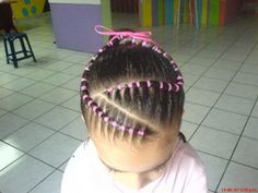 50 Easy Hairstyles For Long Hairstyles For Girls Lil Girl Hairstyles Braids, Mixed Kids Hairstyles, Dance Hairstyles, Baddie Hairstyles, Girls Braids, Braids For Long Hair, Braided Hairstyles, Ariel Hair, Competition Hair