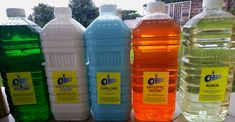 Obee's Brands is also a producer and distributor of its very own cleaning supplies ranging from Dish Care, Multipurpose Cleaner, Fabri-Care, Bleach, and Antiseptic Solvent.  Produced using our unique formula of ingredients, each Obee's Brands cleaning product guarantees to clean powerfully and effectively without the use of harsh chemicals.  Place an order Now ☎️by contacting us at 074 603 0978 / 031 736 1817. Alternatively send us an e-mail at obed@obeesbrands.com or obeesthabane@gmail.com