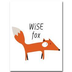 Bande dessinée D'ours Fox Animal Art Toile Affiche Minimaliste Impression de Motivation Abstraite Image pour La Maison Chambre D'enfants Décor Fleur Étoiles dans Peinture et Calligraphie de Maison & Jardin sur AliExpress.com | Alibaba Group