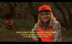 lesley knope. parks and recreation.