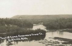 NW Wellston Brethren Mesick MI RPPC Pine River 1930s joins Manistee River below HODENPYL DAM at Red Bridge ABOVE TIPPY DAM Native Browns Rainbows & Brook Trout 2- - source http://vacationrentals.bg/nw-wellston-brethren-mesick-mi-rppc-pine-river-1930s-joins-manistee-river-below-hodenpyl-dam-at-red-bridge-above-tippy-dam-native-browns-rainbows-brook-trout-2-2/  by  #condo #chalets #cottage
