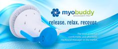Why you need a #MyoBuddy !! #ReleaseRelaxRecover #MYOLove #FitBuzz