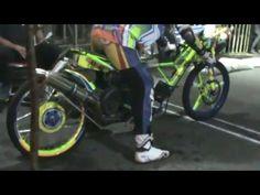 Kelas FFA 250cc Seri Pertama AHRS IRC Indonesian Drag Bike Championship ...