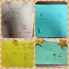 LOTS and LOTS of great examples of Thinking Maps from a Dual Language Campus!