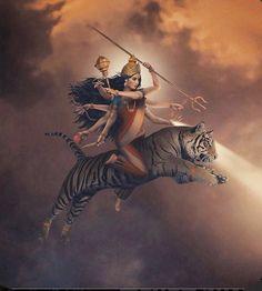 Mythological Characters, Durga, Mythology, Arms, Princess Zelda, God, Fictional Characters, St Michael Prayer, Dios