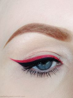 double eyeliner looks need to try style eye makeup, no e